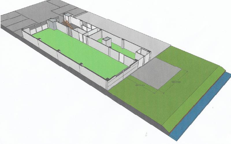 Keienbergweg-plattegrond-beganegrond-studio